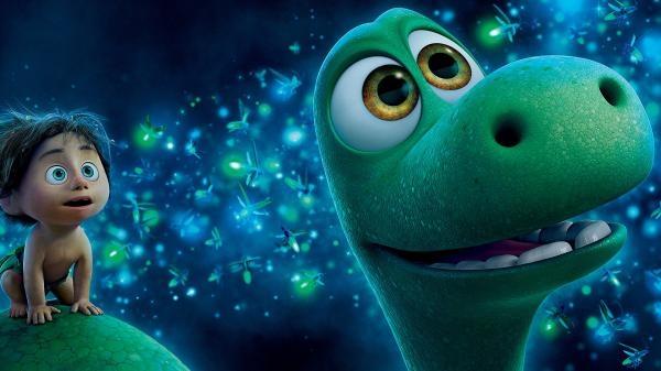 obrázek k pořadu Hodný dinosaurus