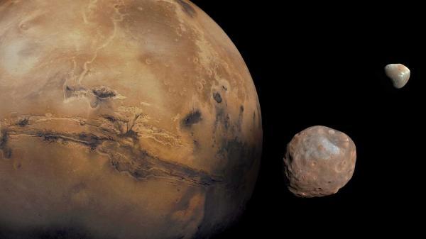 Dokument Závod o rudou planetu