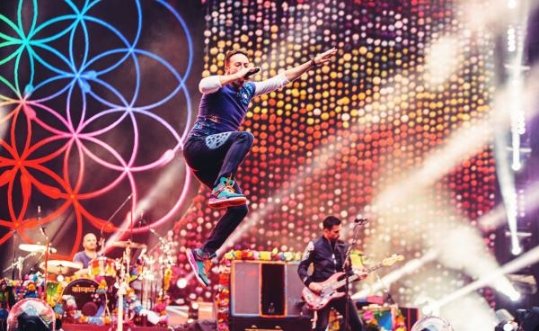 Coldplay: Live in Săo Paulo