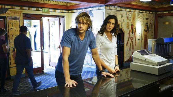 Agenci NCIS: Los Angeles  VII (9)