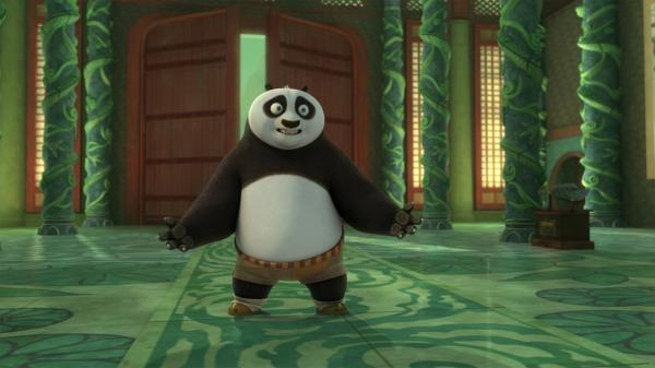 Kung Fu Panda: Legendy o mazáctví  III (23)