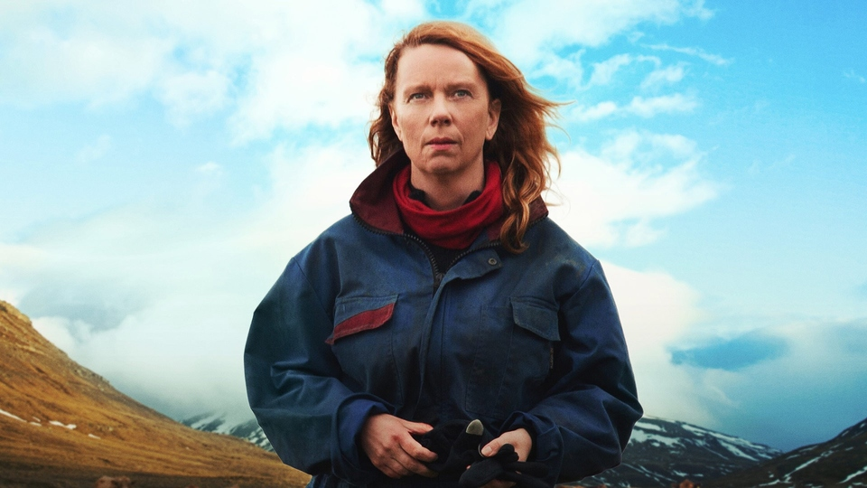 Film Daleko od Reykjavíku
