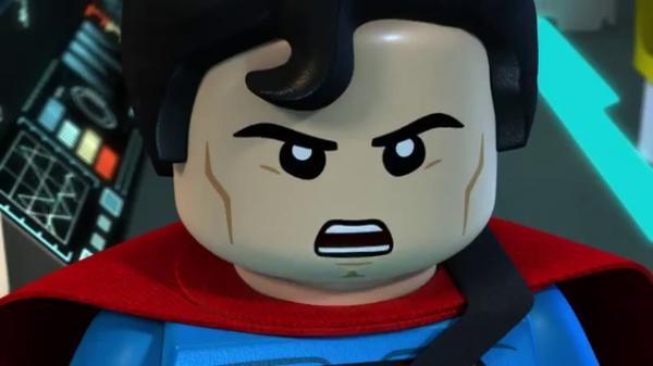 Lego DC Superhrdinové: Vesmírný souboj