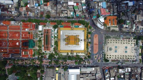 Dokument Thajsko z výšky