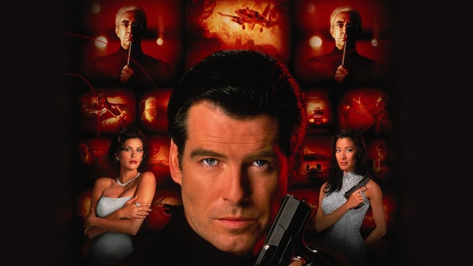 Film James Bond: Zajtrajšok nikdy nezomiera