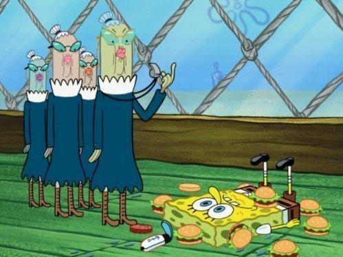 Spongebob v kalhotách  V (20)