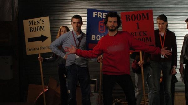 Flight of the Conchords  I (2)