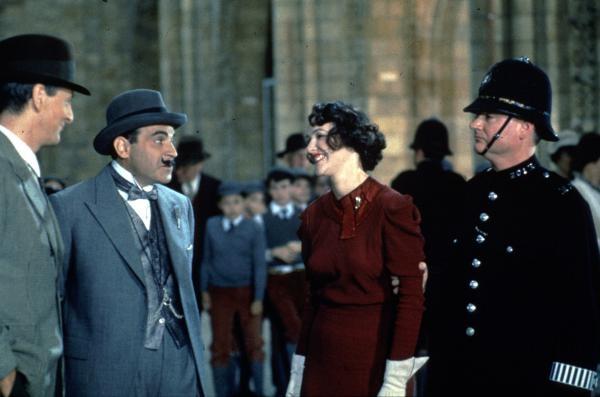 Agatha Christie: Poirot  II (3)