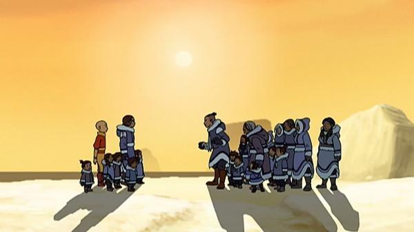 Avatar: Legenda o Aangovi  I (2)