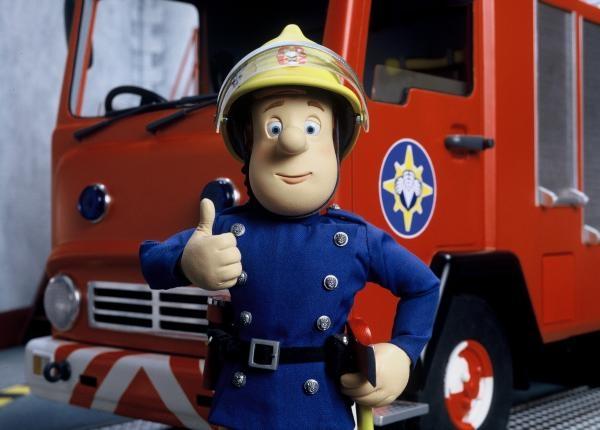 Požiarnik Sam  VII