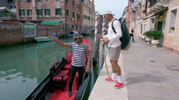 Frank v Itálii