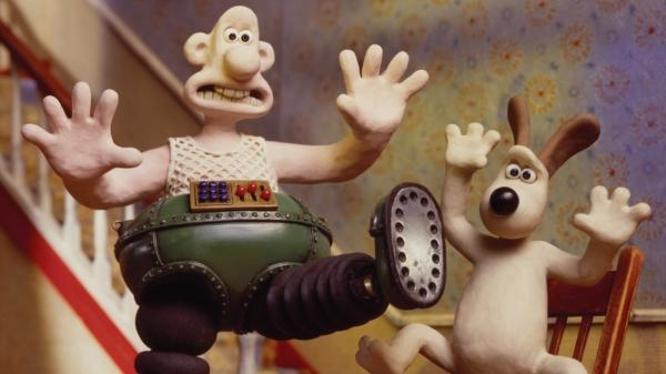 Wallace & Gromit in The Wrong Trousers  /  The Wrong Trousers