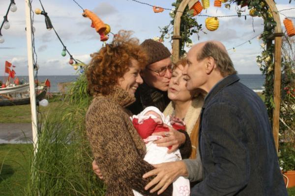 Čtyři mořské panny a nástrahy lásky
