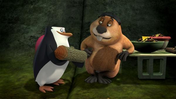 Pingwiny z Madagaskaru  III (13)