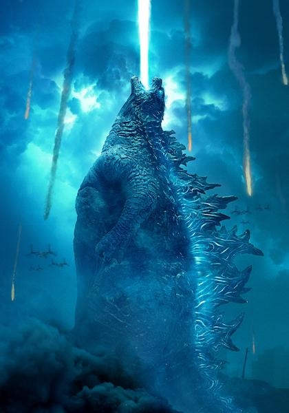 Film Godzilla II Král monster