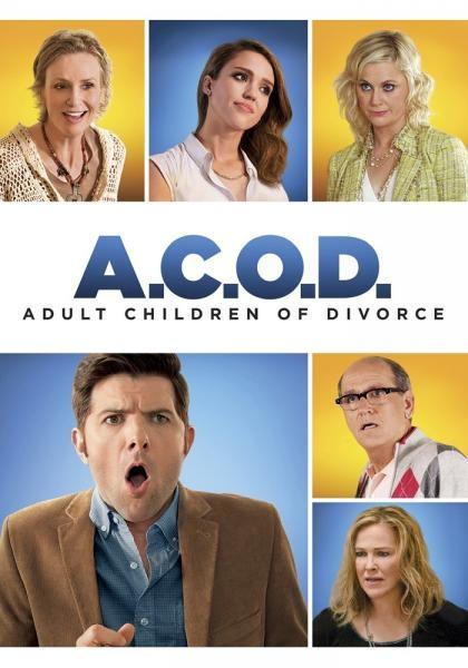 Film A.C.O.D: Děti rozvedených
