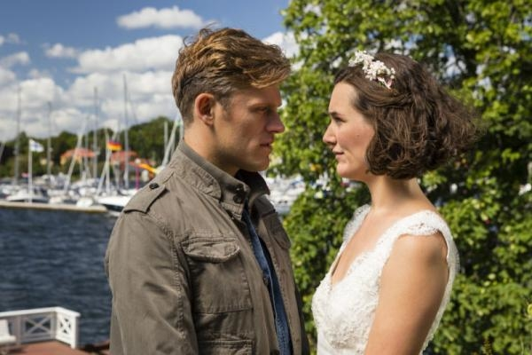 Seriál Inga Lindström: Gréta se vdává