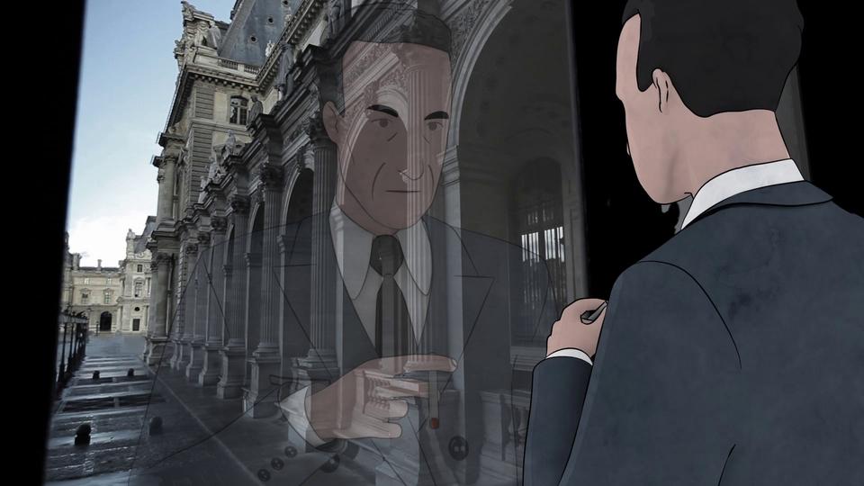 Dokument Muž, který zachránil Louvre