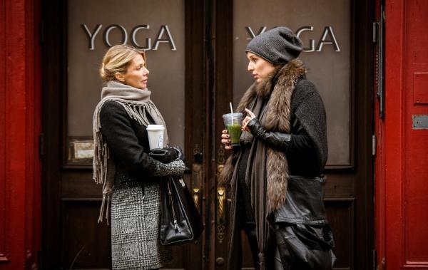 Katie Ffordová: Vianočný zázrak v New Yorku