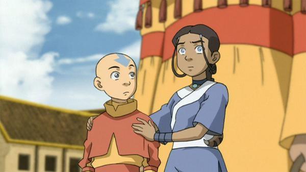 Avatar: Legenda o Aangovi  II (5)
