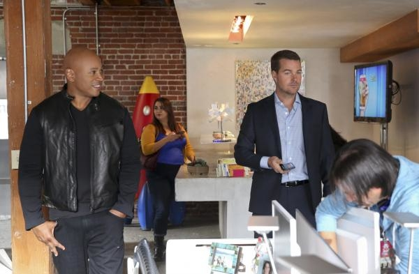 Agenci NCIS: Los Angeles  VII (11)