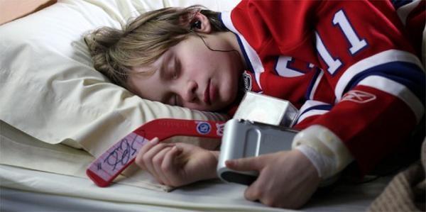Můj život s Canadiens