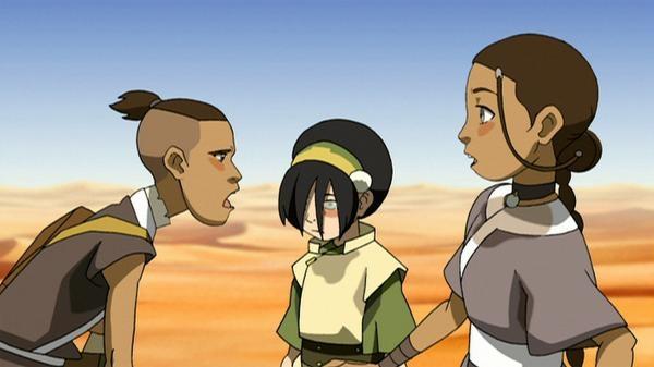 Avatar: Legenda o Aangovi  II (11)