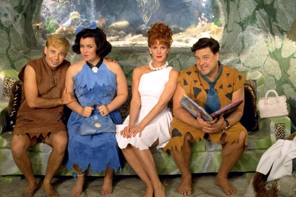 Film Flintstonowie