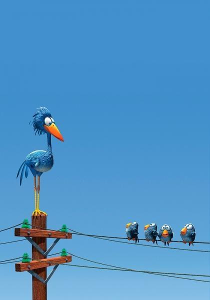 Pro ptáčky