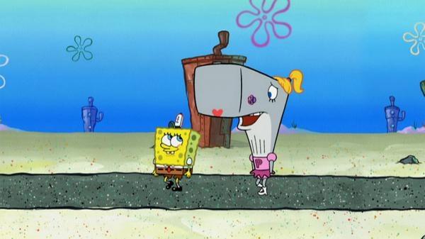 SpongeBob v nohaviciach  VIII (12)