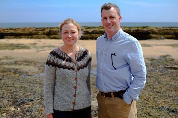Archeologové na pobřeží