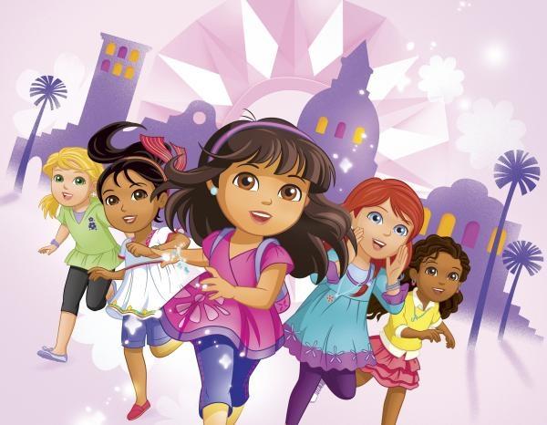 Dora i prijatelji