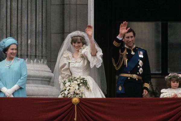 Charles a Diana: Svatba století