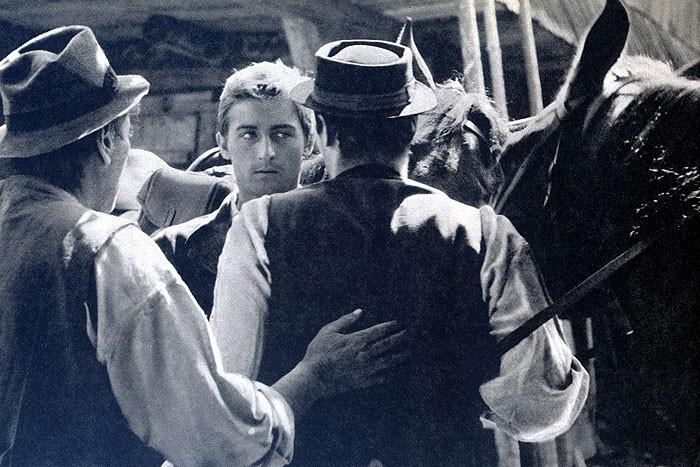 Film Tri gaštanové kone