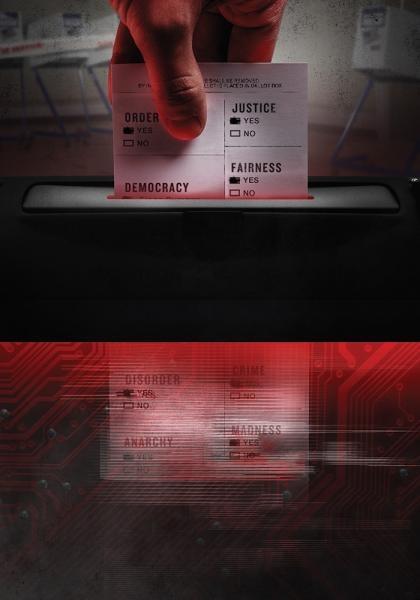 Smrtící řetězec: Americké volby v kyberválce