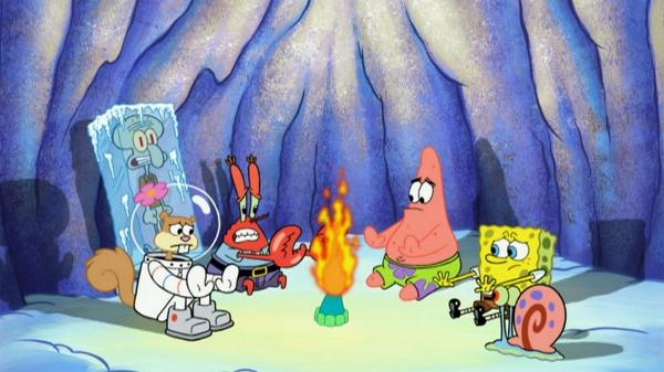SpongeBob v kalhotách  VIII (4)