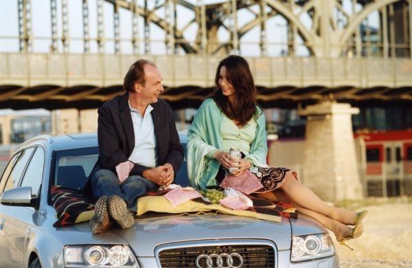 Katie Fforde: Můj táta, já a … ona