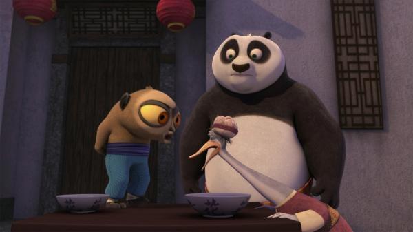 Kung Fu Panda: Legendy o mazáctve  III (9)