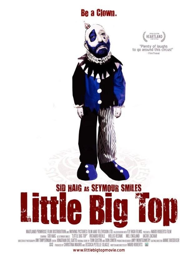 Film Velký malý cirkus