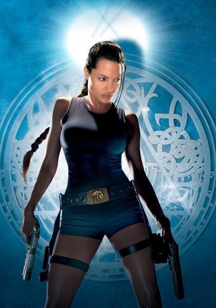 Film Lara Croft - Tomb Raider