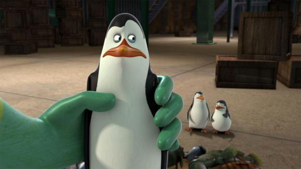 Tučňáci z Madagaskaru  III (2)