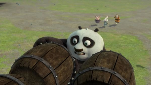 Kung Fu Panda: Legendy o mazáctví  III (25)