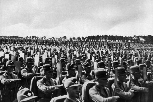 Dokument Hitlerova propagandistická mašinérie