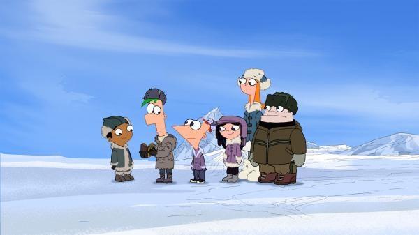 Phineas & Ferb  IV (21)