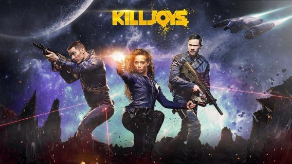 Seriál Killjoys: Vesmírní lovci