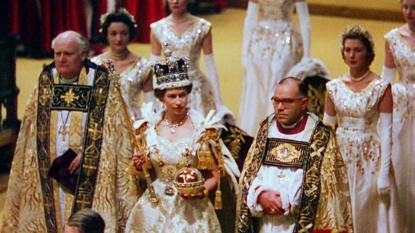 Královnina korunovace