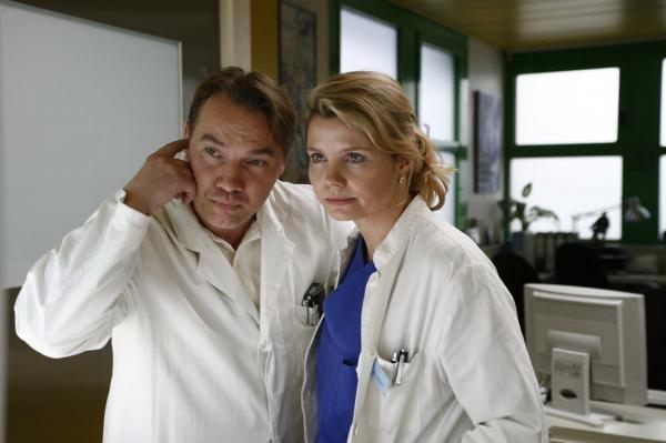 Seriál Utta Danella: Pozor na doktora!