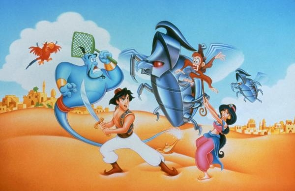 Aladinova dobrodružství
