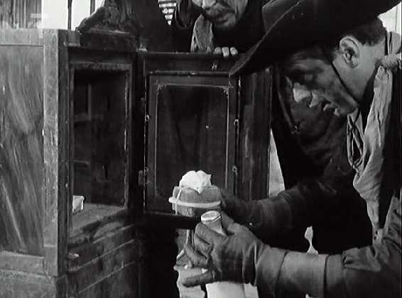 Film Šlechetný cowboy Sandy