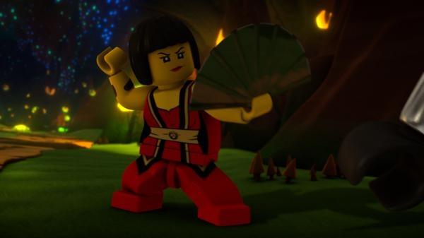 Ninjago: Mistři Spinjitzu  III (4)